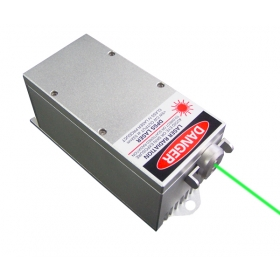 1000mW半导体泵浦固态DPSS绿光激光器