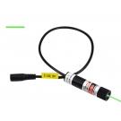 专业型532nm绿色一字线激光器